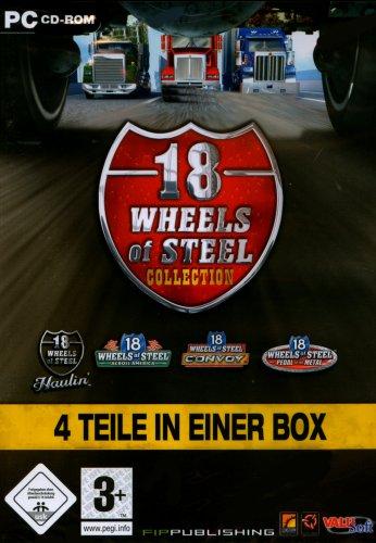 18 Wheels of Steel - 4 Teile in einer Box