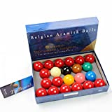 Aramith Snooker Tournament TV - Juego de Bolas de Golf (52,4 mm)