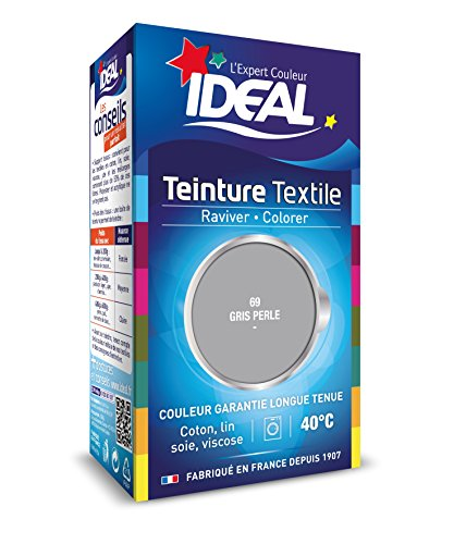 Ideal - 33617269 - Teinture Liquide Mini 69 - Gris Perle