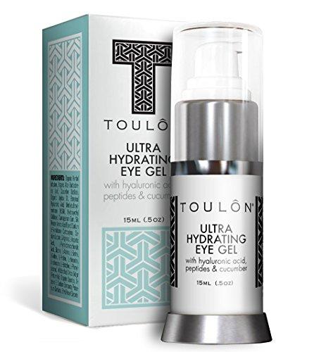 Augencreme -AugenGel reduziert Schwellungen, lässt dunkle Augenringe u. Mudigkeitserscheinungen verblassen, strafft Falten um die Augen, kühlt und erfrischt die Haut. Die beste Gel für Frauen.