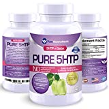 Best Gaba Supplements - Pure 5-HTP (5-Hydroxytryptophan) Plus GABA - Serotonin Support Review