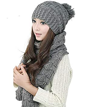 Best knitted scarfs for women Reviews