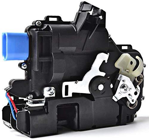 T5 Türschloss Vorne Rechts, Schloss Stellmotor mit Zentralverriegelung für Polo 9n Ibiza Fabia 3B1837016AQ