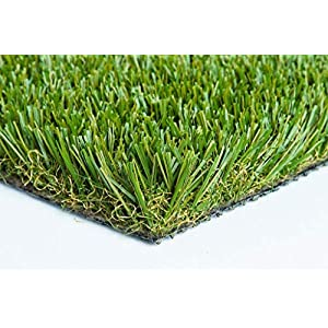 New 15′ Foot Roll Artificial Grass Turf Synthetic Fescue Pet Sale! Many Sizes! (98.5 oz 15′ x 45′ = 675 Sq ft)