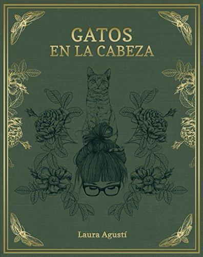 Gatos en la cabeza (Ilustración)