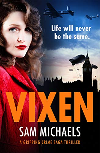 Vixen: a gripping crime novel (Georgina Garrett Series Book 3) (English Edition)