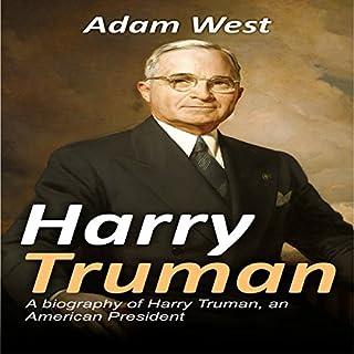 Harry Truman audiobook cover art