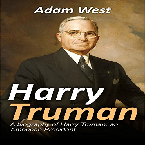 Harry Truman  By  cover art