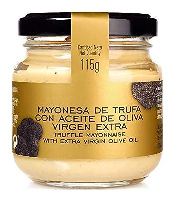 Mayonnaise à la Truffe avec Huile d'Olive Vierge Extra - La Chinata