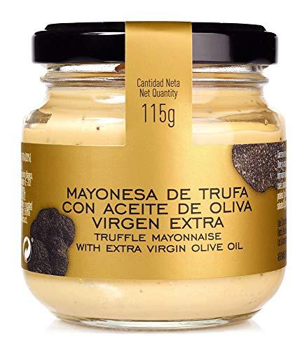 La Chinata Mayonesa de Trufa con Aceite de Oliva Virgen Extra -...