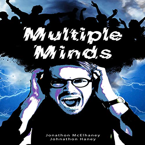 Multiple Minds audiobook cover art