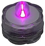 Bluedot Trading Submersible Tea Lights, Pink, 12-Pack
