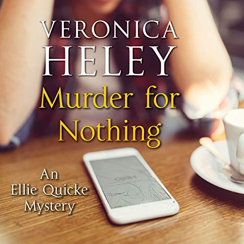 Murder for Nothing audiobook cover art