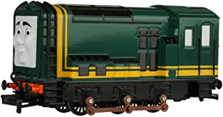 Bachmann Paxton Engine with Moving Eyes Thomas and Friends HO Scale, Prototypical Green