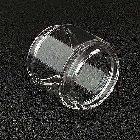 Ruiyitech Bubble//Straight Glas Tube f/ür Eleaf Melo 5 Tank 5 St/ück Blase