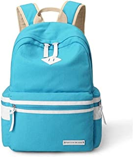 School Backpack School Bags for Teenagers Girls Schoolbag Large Capacity Lady Canvas Backpack Rucksack Bagpack Bookbag Fem...