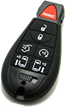 OEM Electronic 7-Button FOBIK Key Fob Remote Compatible With 2008-2018 Dodge Grand Caravan (FCC ID: IYZ-C01C)