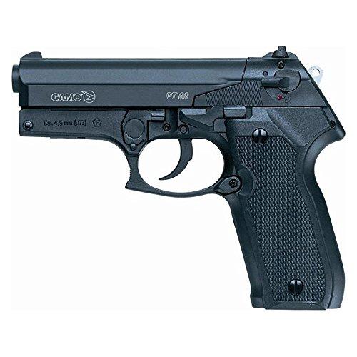 Gamo 11350N.Pistola Perdigón Gamo PT-80 Calibre 4,5mm.