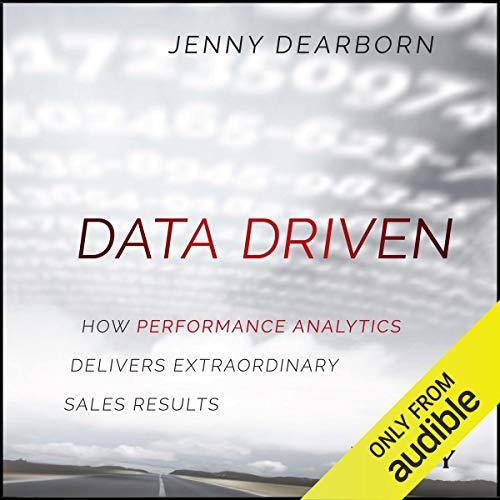 Data Driven audiobook cover art