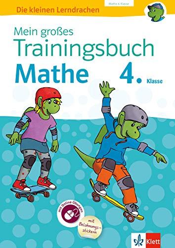Klett Mein großes Trainingsbuch Mathematik 4. Klasse: Alles für den Übergang auf weiterführende Schulen