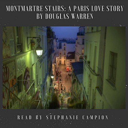 Montmartre Stairs cover art