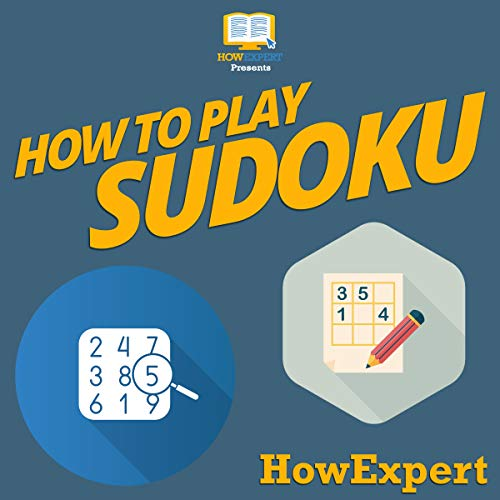 How to Play Sudoku  By  cover art