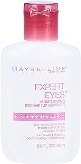 Maybelline New York Expert Eyes Moisturizing Eye Makeup Remover, 2.3 oz (Pack of 3)