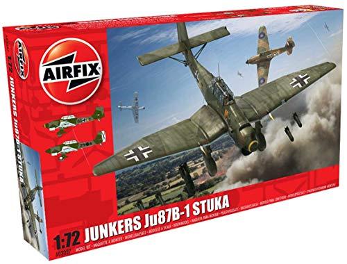 Airfix A03087 1/72 Junkers Ju87 B-1 Stuka Modellbausatz