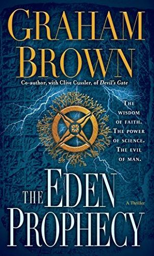 The Eden Prophecy: A Thriller (Hawker & Laidlaw)
