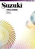 Suzuki Viola School 1: Viola Part
