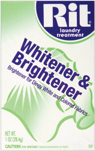 Rit Whitener & Brightener Powdered Fabric Dye - 1 oz. 1 pcs sku# 637613MA