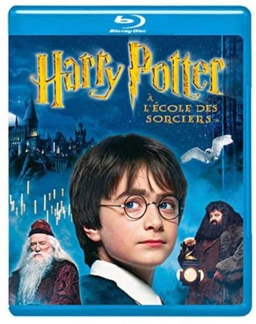 Harry Potter a l'ecole des sorciers [Blu-ray]