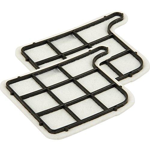Kenekos TOP Set - 2 Filter/Motorschutzfilter (Motorfilter) geeignet für Vorwerk Kobold VK 135, 136, VK135, VK136
