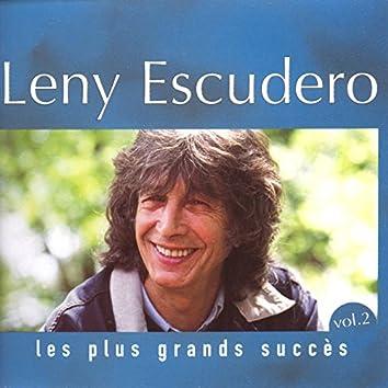 Les plus grands succès de Leny Escudero, vol. 2