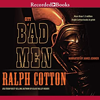 City of Bad Men cover art