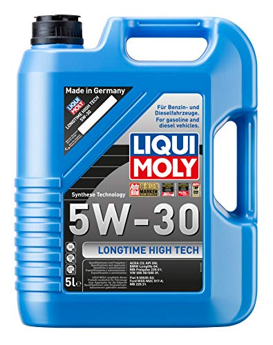 LIQUI MOLY 1137 Longtime High Tech 5W-30 5 l