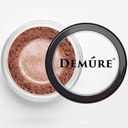 Mineral Make Up Eye Shadow (Deep Champagne), Shimmer Eyeshadow, Loose Powder, Glitter Eyeshadow, Organic Makeup, Eye Makeup, Natural Makeup, Organic Eyeshadow, Natural Eyeshadow, Professional Makeup