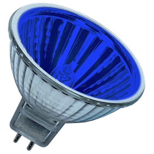 clar-leuci–Lampe dichroitisch blau Durchmesser 50EXT 50W GU5.3