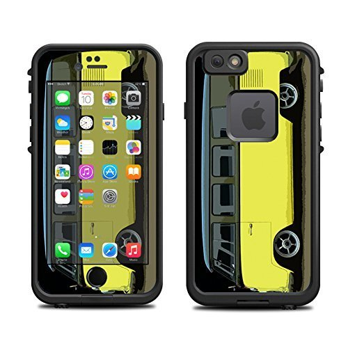 Skin for Lifeproof iPhone 6 Case (skins/decals only) – VW Bus Volkswagen Panel Surf Bus