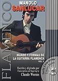 SANLUCAR Manolo - Mundo y Formas de la Guitarra Flamenca Vol.2 para Guitarra Tab (Inc.CD) (Worms)