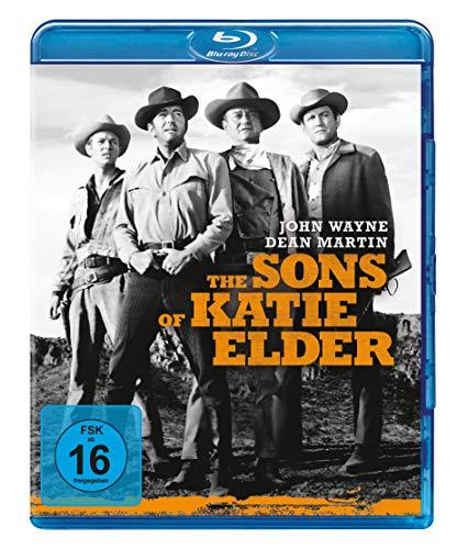 Die vier Söhne der Katie Elder [Blu-ray]