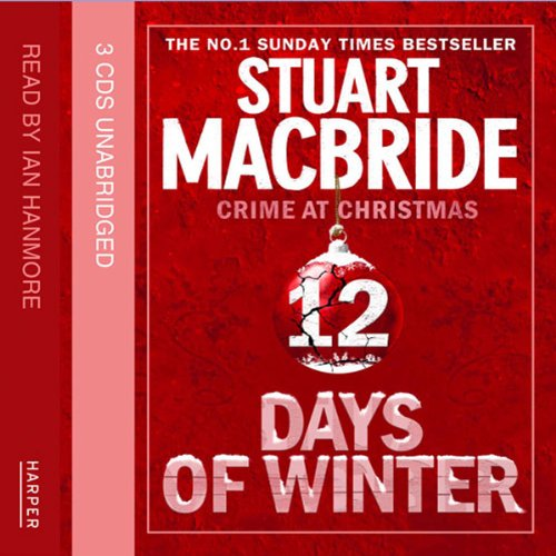 Couverture de Twelve Days of Winter: Crime at Christmas - Twelve Days of Winter Omnibus edition