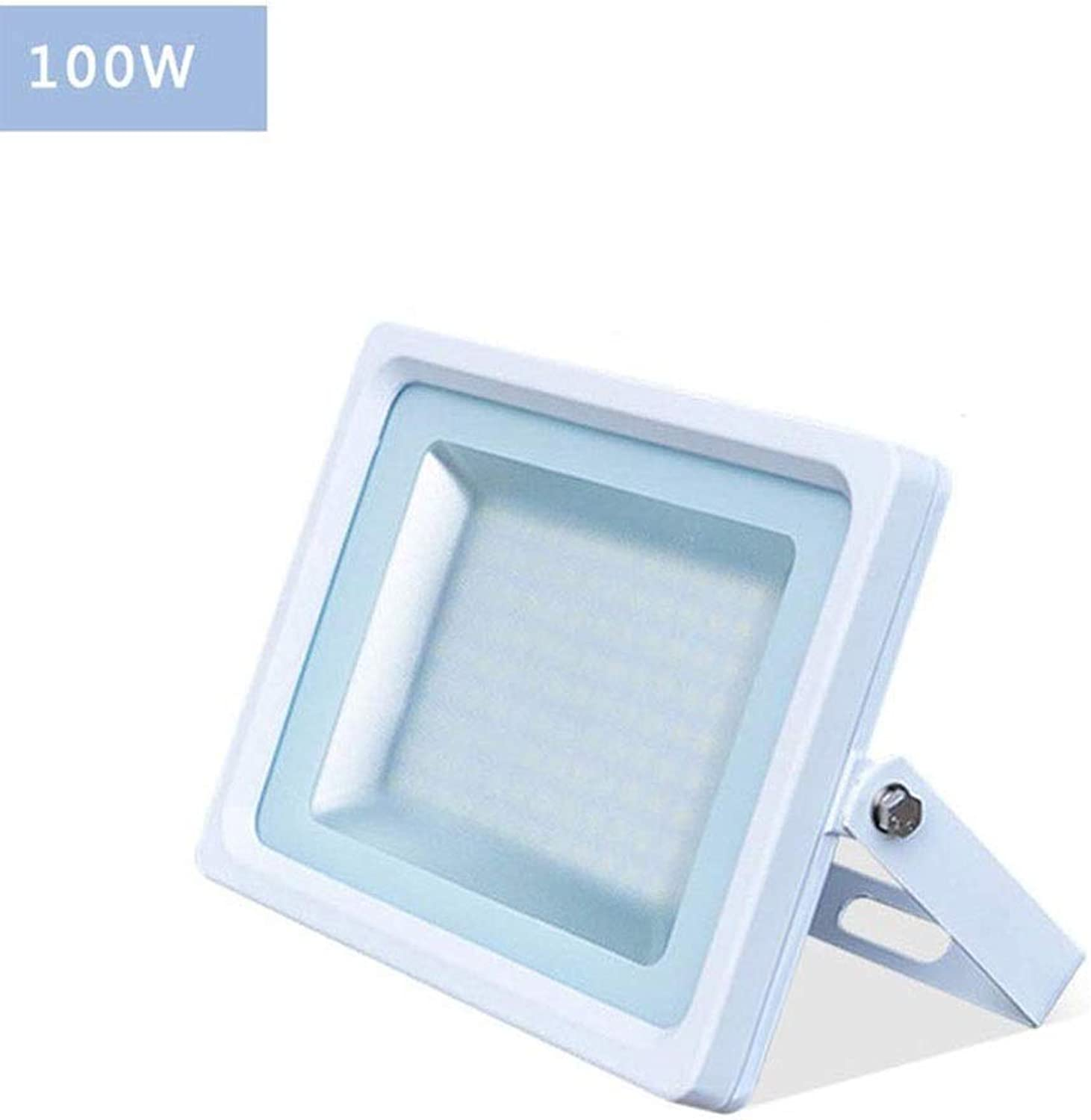HDZWW Outdoor Adgreenising Projection Light Construction Site Waterproof Safety Lamp LED IP66 Waterproof Outdoor Security Light,Outdoor Wall Light for Yard,Garage,Warehouse,Parking Lot,Garden[Energy Cl