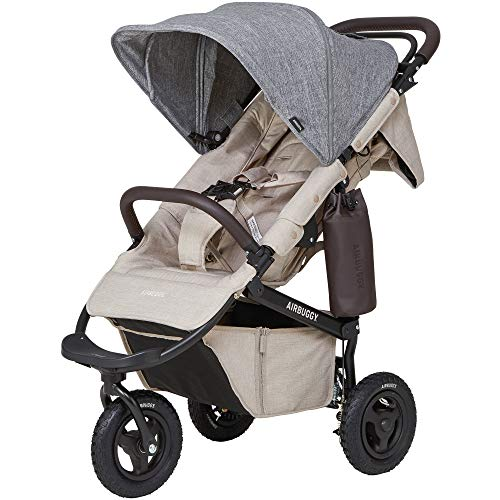 AirBuggy(エアバギー) ココ プレミア フロムバース COCO PREMIER FROM BIRTH EARTH GREY(アースグレイ) 0か月~ (保証付き) ABFB2022