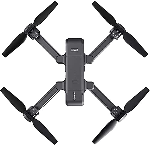 Qomomont MJX X103W Drohne Mit 5G WiFi FPV GPS Faltbare RC-Drohne mit 2K HD Kamera Follow Me Mode RTF Quadcopter