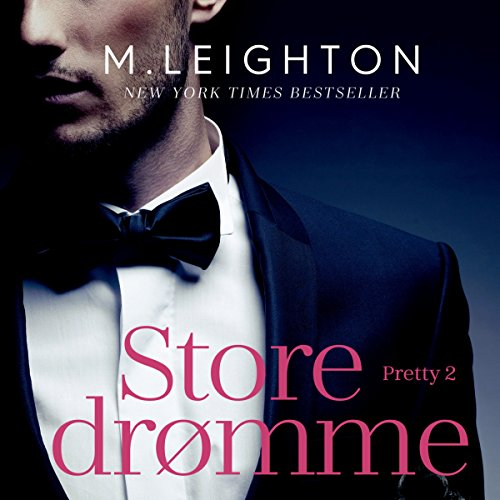 Store drømme audiobook cover art