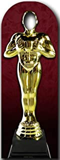 Award Statue Stand-In Lifesize Standup Cardboard Cutouts 71 x 32in
