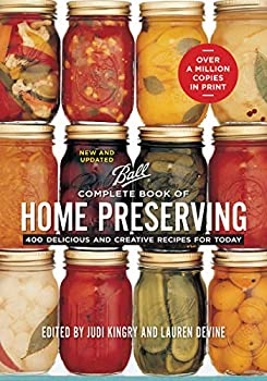Paperback Ball Complete Book of Home Preserving Book
