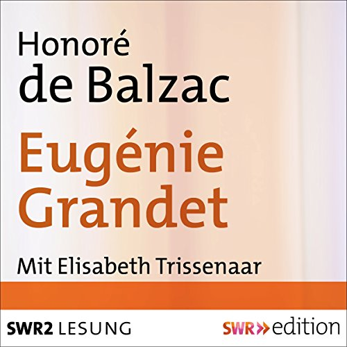Eugénie Grandet audiobook cover art
