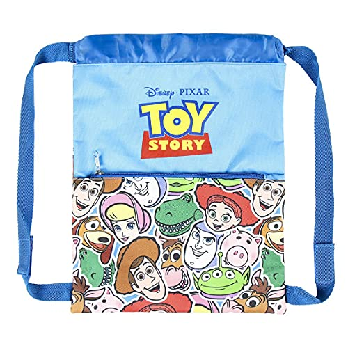 Cerdá  Saquito Guardería de Toy Story Licencia Oficial Disney Studios Unisex niños